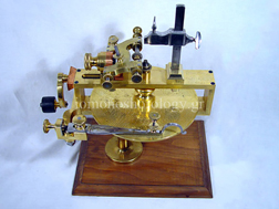 Wheel cutting engine mid. 19th cent.