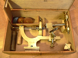Repair or Reconstruction of a Jewelling Lathe